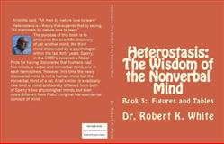 Heterostasis : Book 3: Figures and Tables: the Wisdom of the Nonverbal MInd, White, Robert K., 0985369310