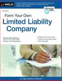 Form Your Own Limited Liability Company, Anthony Mancuso, 1413319319