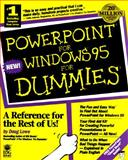 PowerPoint for Windows 95 for Dummies, Lowe, Doug, 1568849311