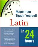 Alpha Teach Yourself Latin in 24 Hours, Stephen Beall and Lucy Beale, 0028639324