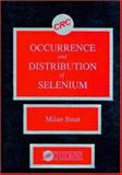 Occurrence and Distribution of Selenium, Milan Ihnat, 084934932X