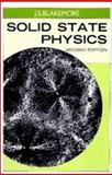 Solid State Physics, Blakemore, J. S., 0521309328