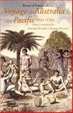Voyage to Australia and the Pacific, 1791-1793 9780522849325
