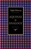 Aquinas and Analogy, McInerny, Ralph, 0813209323