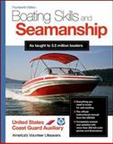 Boating Skills and Seamanship, U.S. Coast Guard Research & Development Center Staff, 0071829326