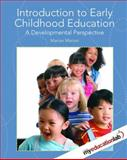 Introduction to Early Childhood Education : A Developmental Perspective, Marion, Marian C., 0131139320