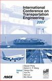 International Conference on Transportation Engineering 2007 : Proceedings of the First International Conference, July 22-24, 2007, Southwest Jiaotong University Chengdu, China, , 0784409323