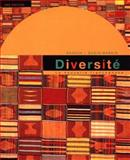 Diversite : La Nouvelle Francophone a Travers le Monde: an Intermediate Reader and Francophone Anthology, Gaasch, James and Budig-Markin, Valerie, 0395909333