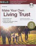 Make Your Own Living Trust, Denis Clifford, 141330933X