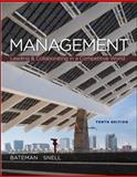 Management : Leading and Collaborating in the Competitive World, Bateman, Thomas and Snell, Scott, 0078029333