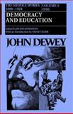 The Middle Works of John Dewey, 1899-1924 9780809309337