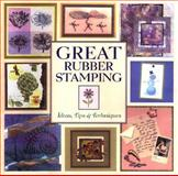 Great Rubber Stamping, Judy Ritchie and Jamie Kilmartin, 0883639335