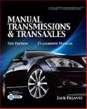 Manual Transmissions and Transaxles, Erjavec, Jack, 1435439333