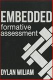 Embedded Formative Assessment, Wiliam, Dylan, 1935249339