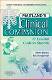 Maitland's Clinical Companion : An Essential Guide for Students, Banks, Kevin and Hengeveld, Elly, 0443069336