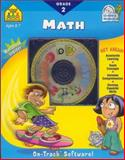Math 2, School Zone Publishing Interactive Staff, 0887439330