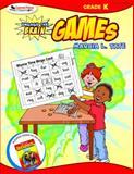 Games, Grade k, Tate, Marcia L., 1412959330