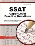 SSAT Upper Level Practice Questions, SSAT Exam Secrets Test Prep Team, 1627339337