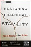 Restoring Financial Stability 1st Edition