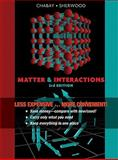 Matter and Interactions, Third Edition Binder Ready Version, Chabay, Ruth W., 0470619341
