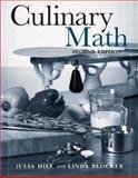 Culinary Math, Hill, Julia H. and Blocker, Linda A., 0471469343
