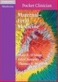 Maternal-Fetal Medicine, McElrath, Thomas F., 0521709342