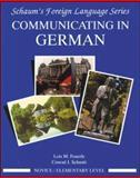 Communicating in German, Feuerle, Lois and Schmitt, Conrad J., 0070569347