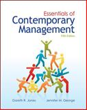 Essentials of Contemporary Management, Jones, Gareth and George, Jennifer, 0078029341