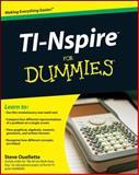 TI-Nspire for Dummies, Steve Ouellette, 0470379340