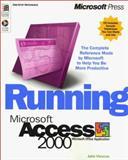Running Microsoft Access 2000, Viescas, John L., 1572319348