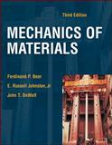 Mechanics of Materials, Beer, Ferdinand Pierre and Johnston, E. Russell, 0073659355