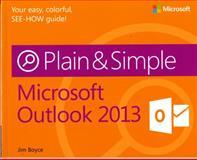 Microsoft® Outlook® 2013, Boyce, Jim, 073566935X