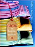 Statistics for Business and Economics, McClave, James T. and Benson, P. George, 0132409356