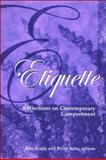 Etiquette : Reflections on Contemporary Comportment, , 0791469352
