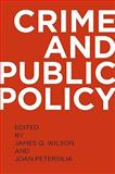 Crime and Public Policy 2nd Edition
