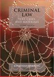 Criminal Law, Herring, Jonathan, 0199289352