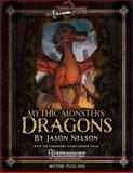 Mythic Monsters: Dragons, Jason Nelson, 1500109355