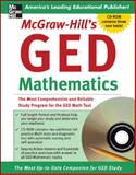 GED Mathematics : The Most Comprehensive and Reliable Study Program for the GED Math Test, Howett, Jerry, 0071469354