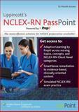 Lippincott's NCLEX-RN PassPoint : Powered by PrepU, Lippincott Williams and Wilkins Staff, 1469809354