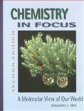 Chemistry in Focus : A Molecular View of Our World, Tro, Nivaldo J., 0534379362