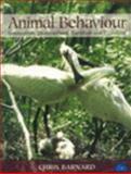 Animal Behaviour : Mechanism, Development, Function and Evolution, Barnard, Chris, 0130899364