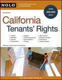 California Tenants' Rights, Janet Portman and David Brown, 1413309364