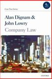 Company Law, Lowry, John and Dignam, Alan, 0199289360