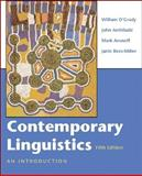 Contemporary Linguistics 5th Edition