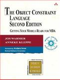 The Object Constraint Language : Getting Your Models Ready for MDA, Warmer, Jos and Kleppe, Anneke, 0321179366