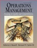 Operations Management 9780138499365