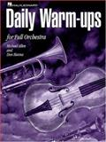 Daily Warm-Ups for Full Orchestra, Hannah Allen, 0634009362