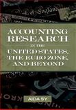 Accounting Research in the United States, the Euro Zone, and Beyond : Ethnic Groups in Modern China, Sy, Aida, 0988919362