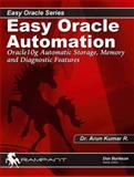 Easy Oracle Automation, Arun Kumar R., 0974599360