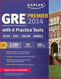 Kaplan GRE® Premier 2014 with 6 Practice Tests 9781609789367
